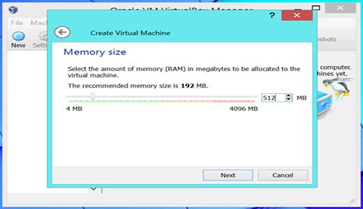 Virtual Memory Low