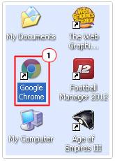 Google Chrome Using Gpu