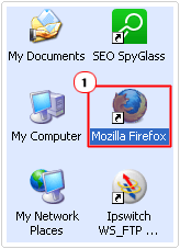 Firefox Desktop Icon