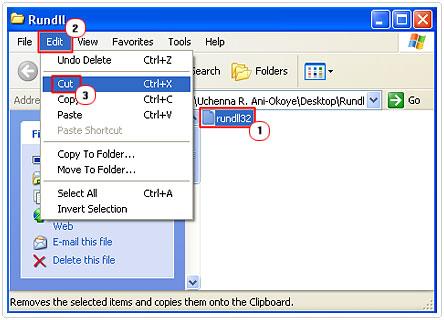 How to Fix the Rundll32 exe Error