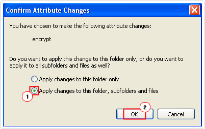 apply settings to all files
