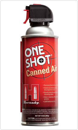 Can or Compressed Air
