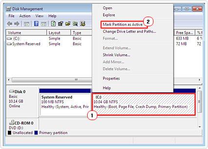 Fixing Error Code 0x80070002 and 0x80070003