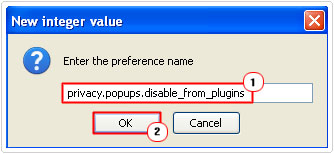 Use privacy.popups.disable_from_plugins for Preference Name