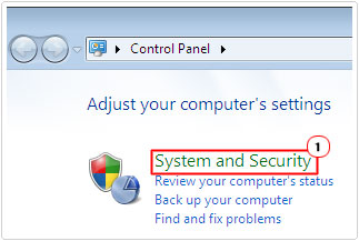 Access System and Security Options