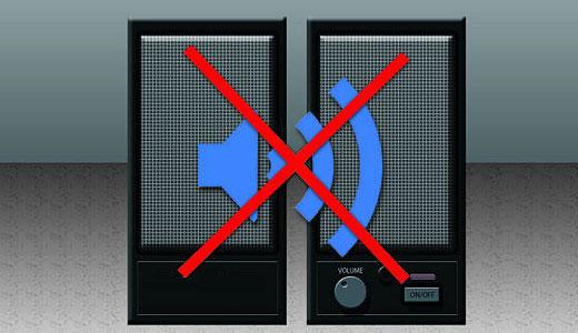 Computer Speakers Not Working