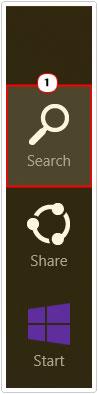 Swipe -> Search