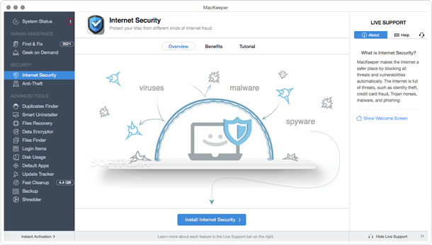 is mackeeper safe to use
