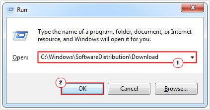 Repairing Windows Update Error 0x8024200d